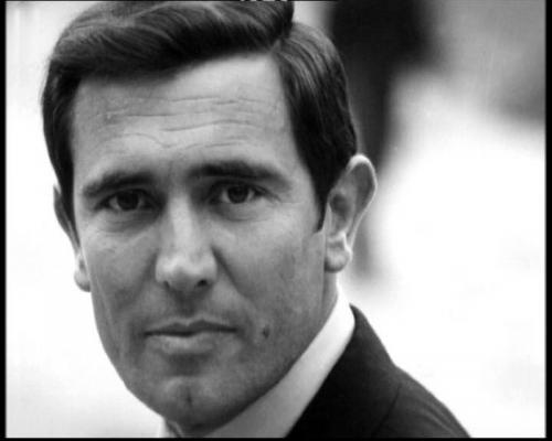 George Lazenby in 1969